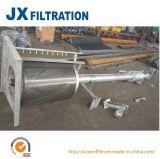 Filtro a sipario di circolazione di scarico della griglia