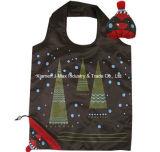 Bolso plegable del comprador, estilo del payaso, bolsos de tienda de comestibles, regalos, bolso de totalizador