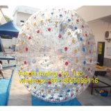 Bola inflable barata de Zorb de la venta caliente, Zorbing, bola de Zorb para el juego del bowling
