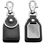 PU de encargo Keyholder de cuero para el regalo de la promoción (MK-055)