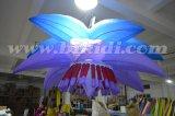 Воздушный шар цветка большого потолка Clorful раздувной, раздувной вися цветок C2009