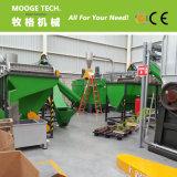 botella de PET 1000 kg / hora planta de trituración de lavado en caliente