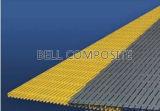 Plataforma //Fiberglass de FRP/GRP Pultruded Grating//Walkway Grating//Industrial