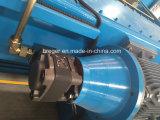 O Nc pressiona o freio Wc67k-160t/3200 para o processamento do metal