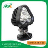 luz do trabalho do diodo emissor de luz 3 '' 30W. 10-30V a C.C. impermeável, luz Offroad ATV do caminhão, jipe, UTV Toyota parte fora da motocicleta