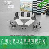 Vollständiges Verkaufspreis-Büro-Möbel-Edelstahl-Bein für Büro-Sitzungs-Schreibtisch