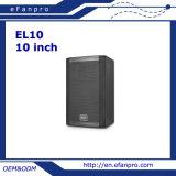 Altofalante da caixa sadia de sistema audio de 10 polegadas (EL10 - TACTO)
