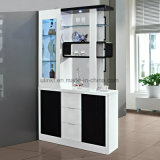 中国様式の寝室の収納キャビネットは構築した食器棚(UL-WR015)を