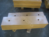 Tranchant de morceau d'extrémité, tranchant de bouteur des pièces de rechange 107-3746 pour la machine lourde