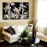 中国の工場高リゾリューションのカスタムキャンバスの有名な花の油絵