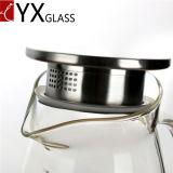 vasi freddi di vetro di latte della spremuta del tè dell'OEM di vetro Jar/ODM della grande del volume 2L brocca dell'acqua fredda/acqua fredda