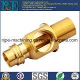 Ый ISO 9001 подгонянным обслуживанием CNC латуни точности подвергая механической обработке