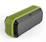 Mini orateur sans fil portatif de déplacement de Bluetooth de multimédia stéréo