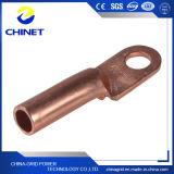 Despegue pulsa los conectores de cable de cobre con tapar del petróleo