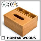 Твердая политура коробки хранения дома древесины бука