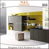 Armário moderno e clássico do projeto novo da alta qualidade da cozinha