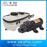 Seaflo 최신 판매 12V DC 전기 격막 수도 펌프 순서 조절