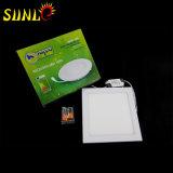 paneles ligeros blancos de la compra los mejores LED del cuadrado 18W