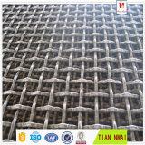 Изготовление сетки волнистой проволки нержавеющей стали сетки 3X3