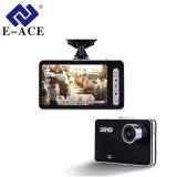 Mini videocámara manual llena de la cámara HD DVR del coche de HD
