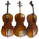 BV/SGS Bescheinigungs-Lieferant---Handgemachtes Öl-europäisches Material-hoch entwickeltes festes Cello