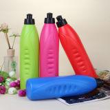 600ml BPA освобождают бутылку спортов PE для вне двери