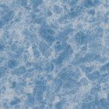 Les carreaux de céramique de matériau de construction ont poli le carrelage glacé par porcelaine (600X600)