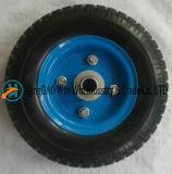 250-4 rotella della gomma piuma dell'unità di elaborazione con l'orlo del metallo pianamente libero