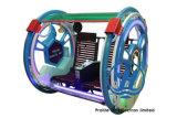 Монетка привелась в действие счастливый автомобиль качания занятности автомобиля 3s для напольного оборудования спортивной площадки (ZJ-LBC02)