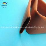 Calor de alta elasticidade da barra - cobre trançado da câmara de ar shrinkable