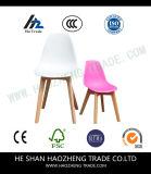 Amortiguador plástico de la silla del ocio - blanco, negro