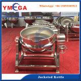 промышленный плита пара 50L-1000L при агитатор смесителя опрокидывая нержавеющую сталь