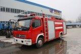 普通消防車、消火活動のトラック、消火活動手段