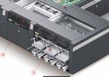 Vollautomatische Kleber-Rückenübung-Buch-Herstellung-und Druckmaschinen