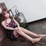 140cm Silikon-erwachsene junges Mädchen-Silikon-Geschlechts-Liebes-Puppe