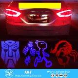 Indicatore luminoso di nebbia anticollisione della coda della parte posteriore di avvertimento di laser dell'automobile superiore LED