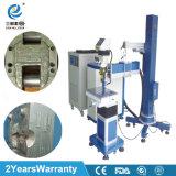 Machine automatique de soudure laser De fibre de moulage tenu dans la main de fibre optique pour la réparation de moulage