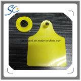牛またはブタのための134.2kHz ISO11784/785fd-B RFIDの耳札