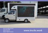 Carro popular del móvil de Foton 4X2 LED de la venta caliente