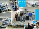 "5.7 "" Clor LCD 12 Maschine des Kanal-ECG/Electrocardiograph mit Deutung (EM1200B)"
