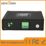 Gigabit controlado Tx e de Ethernet do SFP interruptor industrial portuário