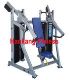 Force de marteau, matériel de forme physique, machine de gymnastique, matériel de construction de corps, gymnastique, presse OIN-Transversale de poitrine (MTS-8000)