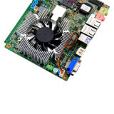 3G/WiFi/COM/USBの埋め込まれた産業マザーボードHm67
