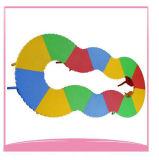 متعدّد إستعمال زهرة شكل بلاستيكيّة طاولة روضة أطفال طاولة مع كثير ألوان