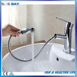 Le laiton simple de trou retirent le taraud de bassin de bassin de récipient de salle de bains