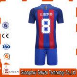 Calcio della fabbrica personalizzato qualità tailandese degli insiemi della Jersey