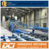 Cadena de producción automática completa del cartón yeso de Papercovered de la fábrica de China