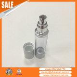 botella privada de aire de aluminio redonda 15ml30ml50ml con el rociador