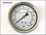""""""" calibrador de presión líquido 3--Tipo posterior"""