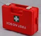 中国の製造業者のプラスチック救急箱の防水救急処置のケース
